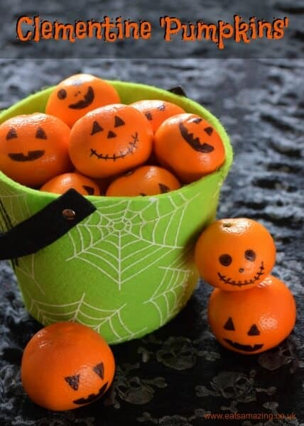 10-Alternative-Trick-or-Treat-Ideas-for-kids-without-all-the-sugar-clemetine-pumpkins-are-healthy-and-fun-for-Halloween-Eats-Amazing-UK